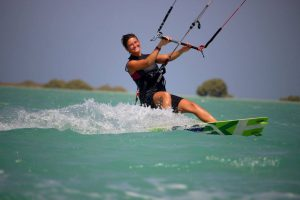 Maria Kiteboarding