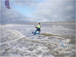 Kiteboarding Kornwerderzand